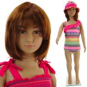 Realistic Standing Unisex Child Mannequin + Base