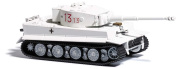 Panzer Tiger Tank 13-13 WWII German Winter White HO Scale model