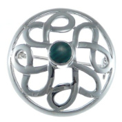 Sterling Silver Celtic Brooch