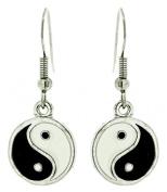 Yin Yang Earrings