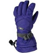 Jupa Kenya Insulated Gloves Black Blue Checker L
