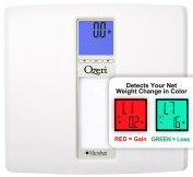 Ozeri WeightMaster II 200kg Digital Bath Scale with BMI and Weight Change Detection
