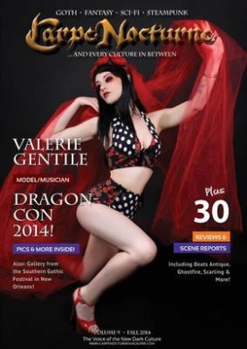 Carpe Nocturne Magazine Fall 2014: Volume 9 Fall 2014