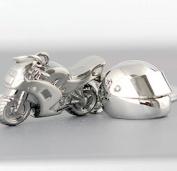 Maycom® Creative Fashion Romantic Couple Keychain Key Chain Ring Keyring Key Fob for Valentine's Day Gift