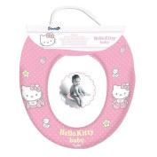 Soft Padded Hello Kitty Kids Potty Toilet Training Seat WC Child Toddler