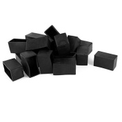 Dimart 20 Pcs 40mm x 20mm Recessed Rubber Feet Washer Covers Protectors