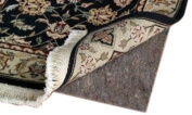 0.6m X 3.7m Ultra Plush Non-Slip Rug Pad for Hard Surfaces and Carpet