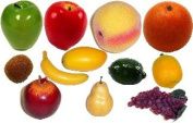 FRUITS ASSORTED 12 PACK Fake Food
