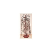 CWI Gifts Weeping Willow Tree, 46cm , Burgundy