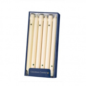 Colonial Candle Ivory Unscented 30cm Classic Candles