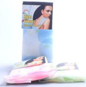 3 Hot Exfoliating Sauna Nylon Wash Cloth Towel Beauty Skin Bath Body Scrub Clean