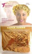 Condition Cap Gold Colour Black Afro Black People Hair 2001