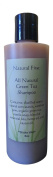 Natural First Green Tea Clarifying Shampoo for Oily Hair - Chemical, Sls, Paraben Free 240ml