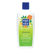 Kiss My Face Whenever Shampoo Green Tea and Lime - 330ml