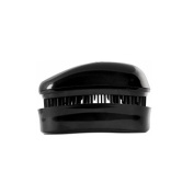 Dessata Mini Detangle Brush, Black and Black