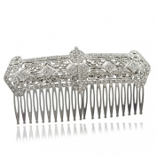 Pretty Bridaesmaid Rhinestone Crystals Palace Hair Comb Hair Accessories XBY086