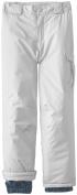 White Sierra Girl's Cruiser Insulated Pant