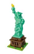 Statue of liberty nanoblock
