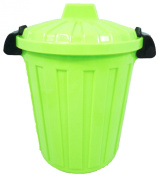 Lime Green Kids Storage Bin for Toys, Bits & Bobs etc