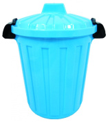 Vivid Blue Kids Storage Bin for Toys, Bits & Bobs etc