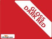 Dark Red Gloss 150mm Kitchen & Bathroom Wall Tile Transfers,