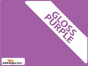 Purple Gloss 150mm Kitchen & Bathroom Wall Tile Transfers,