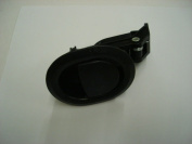 1xBLACK REPLACEMENT HANDLE FOR RECLINER SOFAS AND CHAIRS