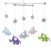 Jabadabado Elephant Mobile