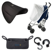 Sunshine Kids Stroller Accessories Bundle Pack