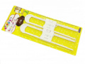 2pcs Baby Toddler Safety Cabinet Cupboard Door Latch Lock