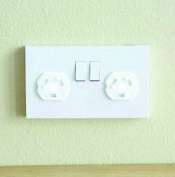 BabyDan Twisting Plug Socket Covers Pack of 24