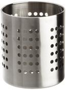 Zeller 27340 Kitchen Utensil Holder 12 x 13 cm Stainless Steel