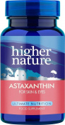 Higher Nature Astaxanthin For Skin And Eyes - 30 gel caps