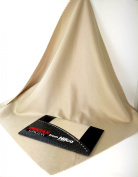 Large micro-fibre 30cm x 12 inch spectacle cleaning cloth with Pentax microfibre ideal for on the move!!