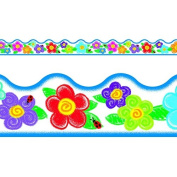 TREND ENTERPRISES INC. CRAYON FLOWERS TERRIFIC TRIMMER