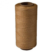 Waxed Thread 138 Fine 595 yards (544 m) Natural 1206-14 by Tandy Leather