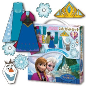 FROZEN Origami Set 【from Japan】