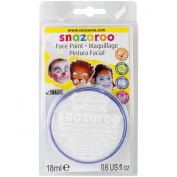 Reeves Snazaroo Face Paint, 18ml, White