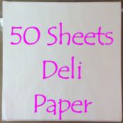 50 Sheets, 30cm x 30cm Deli Paper, for Art Journal, Gelli Plate, Mixed Media, Scrapbooking