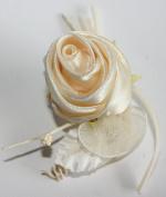 Pack of 12 individual 5.1cm Silk Roses
