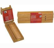Art Alternatives Wood Box Brush Easel 4X10