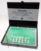 Arches Watercolour Paper Block Boxed Gift Set