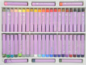 Artist Oil Pastels 48 Brilliant Colours Regular Size Great Colour Assortment