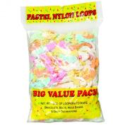 Nylon Loops, Pastel, 300ml - 1 Pkg