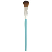 Princeton (2-Pack) 3750 Select Paint Brush Wave Synthetic Hair Oval Mop Size 1.3cm 3750OM-050-2P