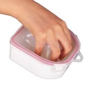 Xhan Soaking Soak Bowl Tray Nail Art Wash Soakers Manicure Treatment Remover