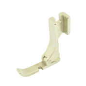 Zipper Foot - Right Cording Foot - Sewing Industry Machine Foot - Retail Pack/ageing- Fits All Singer*, Brother, Janome, Juki