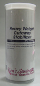 Heavy Weight Cutaway Embroidery Stabiliser 23cm X 12 yards