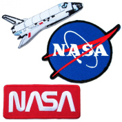 NASA Iron on Patches #5 - Super Save Pack