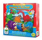 The Learning Journey Big Floor Puzzles - Journey to The Past Playset